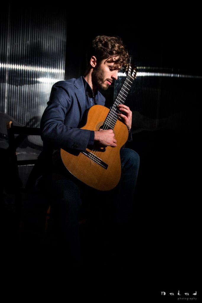 Francesco Rocco Guitar London concert